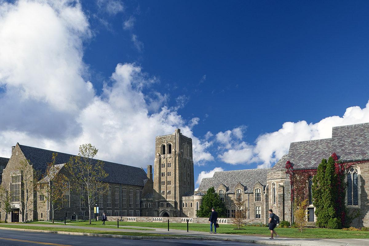 TWMLA Site Contributes to Cornell Law LEED Platinum