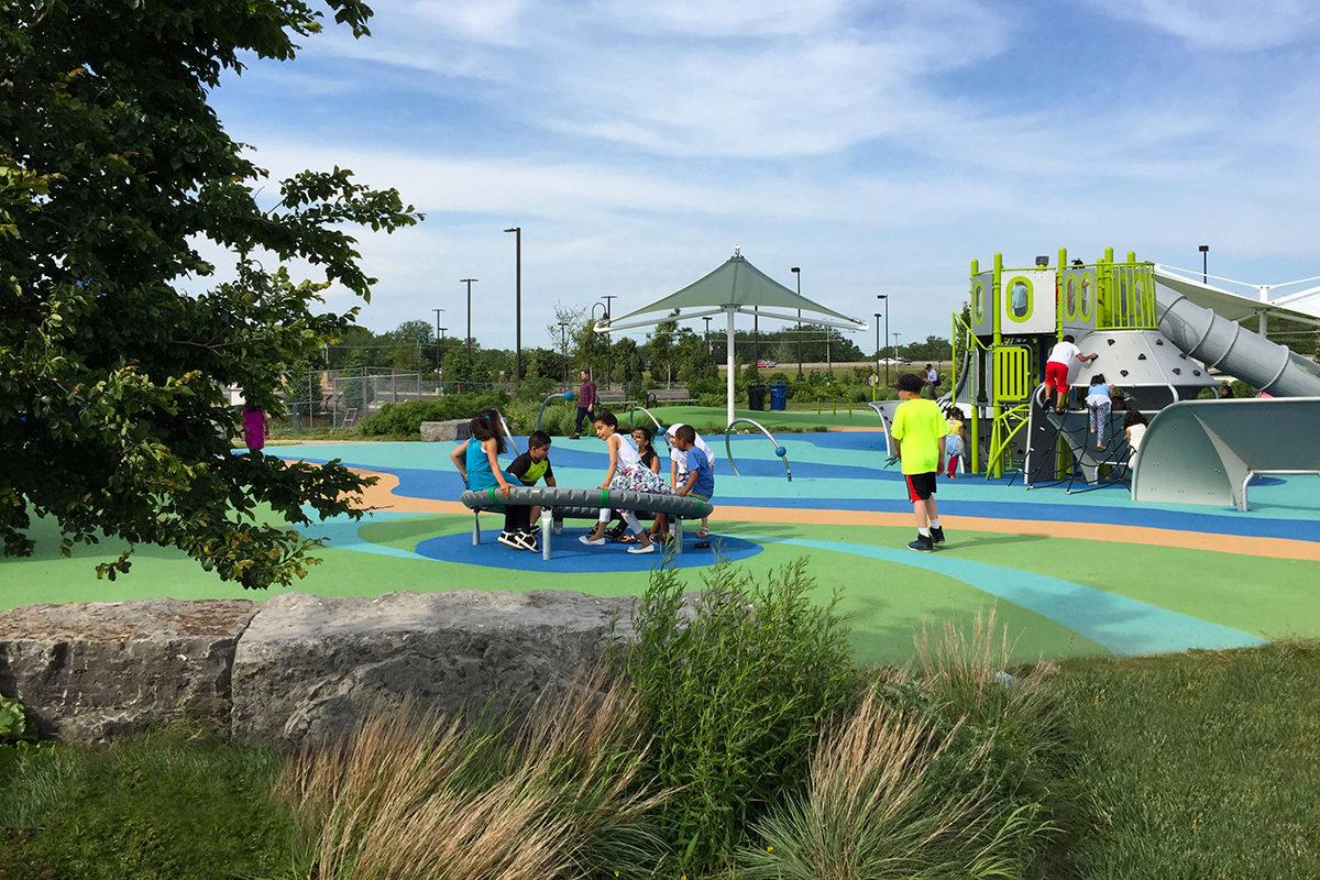 Buffalo Harbor State Park Wins APWA Environmental Award