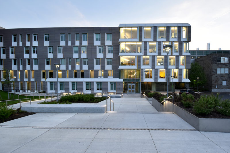 Upson Hall Renovation Wins AIANY Architecture Award of Merit