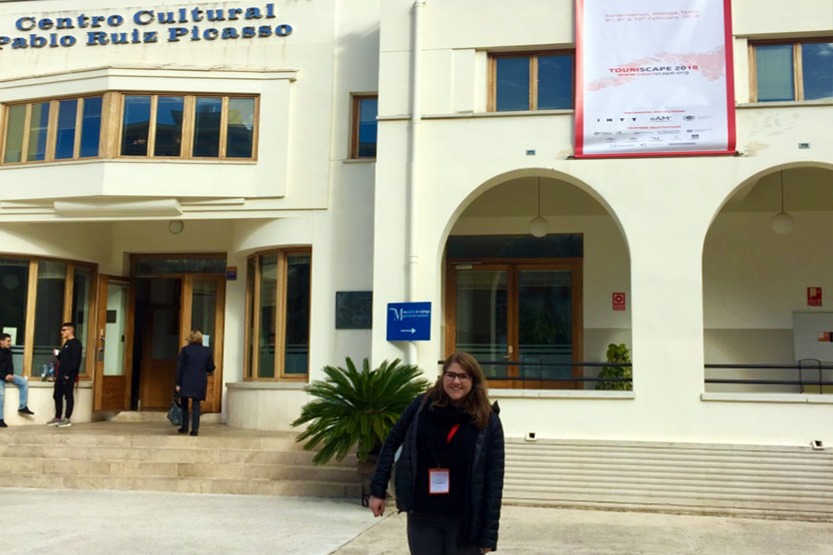 TWMLA Designer Lauren Butts Presents at Touriscape Conference