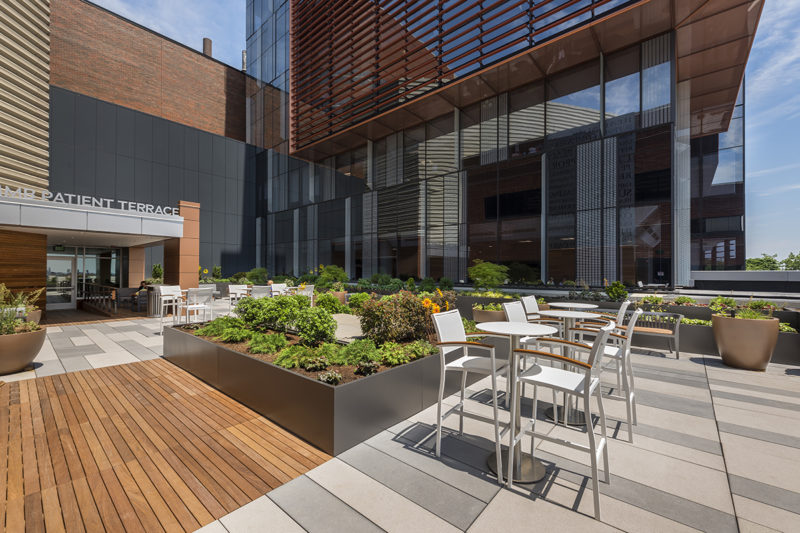 Roswell Roof Terrace Receives AIANYS Award