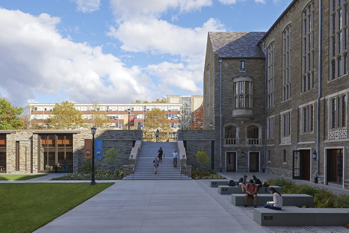 TWMLA's Cornell Law School Project Wins Upstate New York ASLA Honor Award