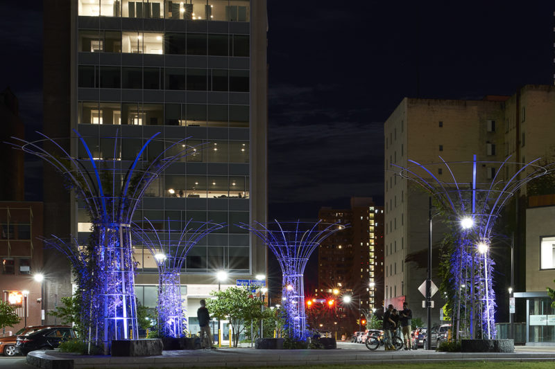 TWMLA's work at Rochester's Midtown cited by Congress for New Urbanism