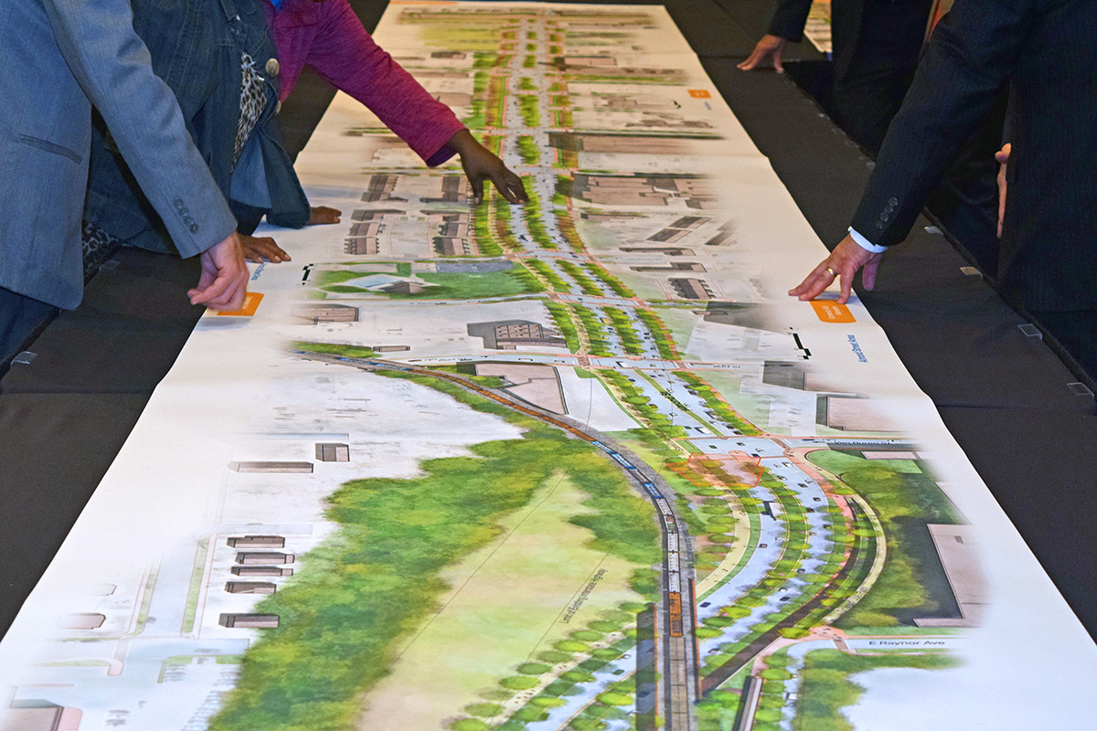 I-81 Public Open House, Downtown Syracuse