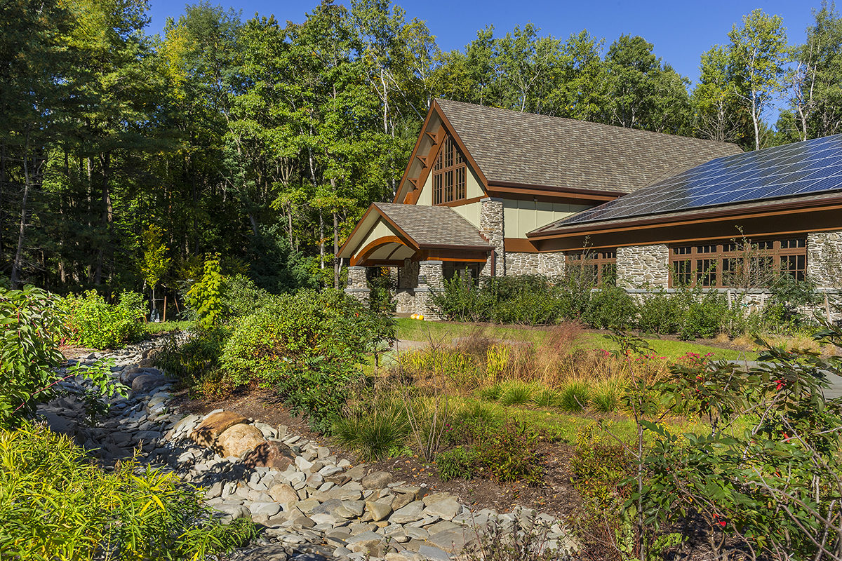 Governor Cuomo Announces Opening of Humphrey Nature Center at Letchworth State Park