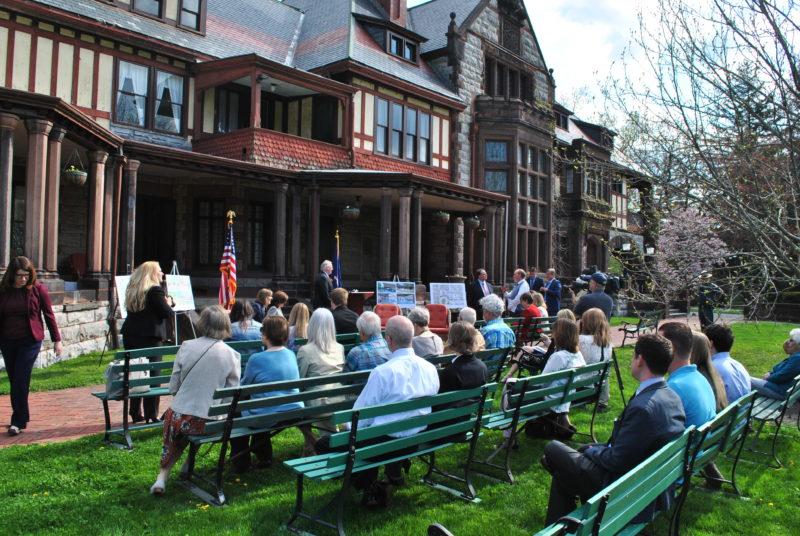 Sonnenberg Gardens and Mansion Unveils Expansion Plans