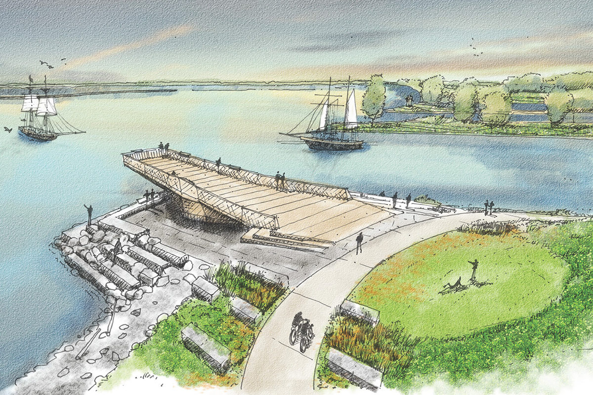 TWMLA Engages Public in Plans for Buffalo's Outer Harbor