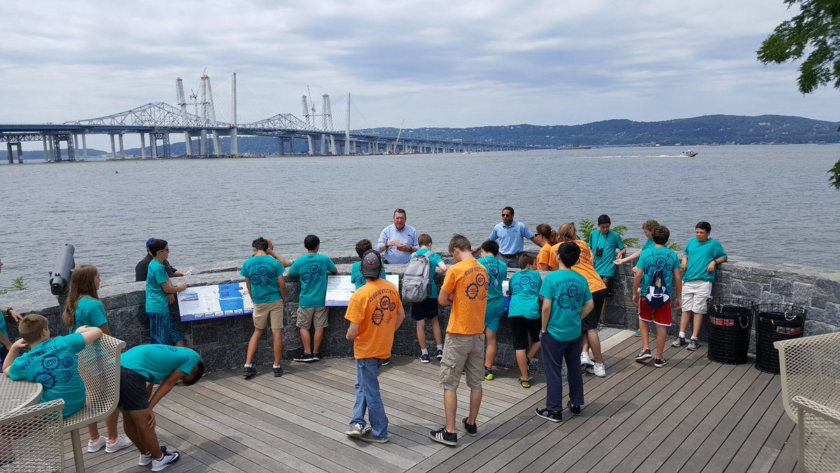 Project Update: Governor Mario M. Cuomo Bridge – Bicycle & Pedestrian Path